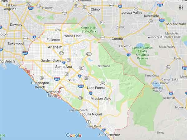 plumbing orange county CA