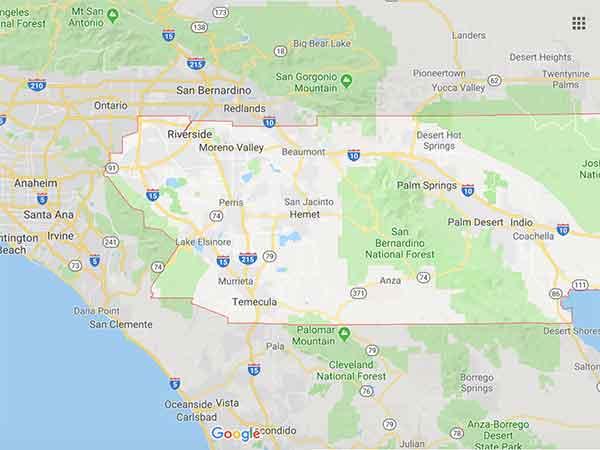 plumbing riverside county CA