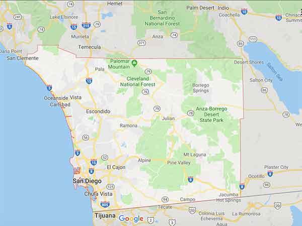 plumbing san diego county CA