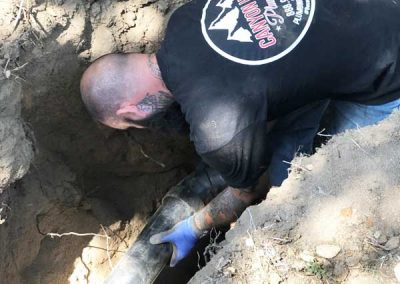 sewer repair Lake Elsinore