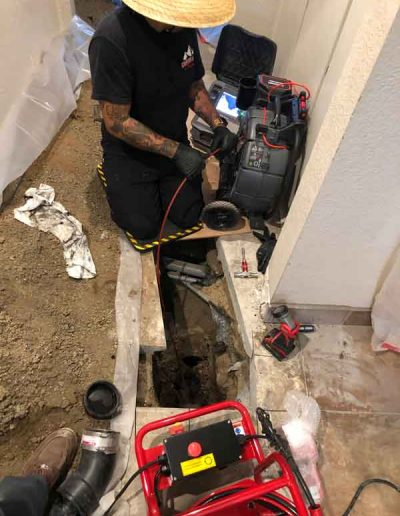 sewer-pipe-descaling-service